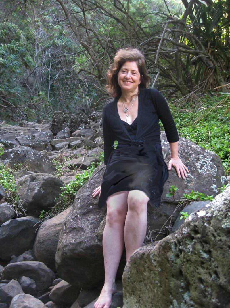 Allyson in Maui 1