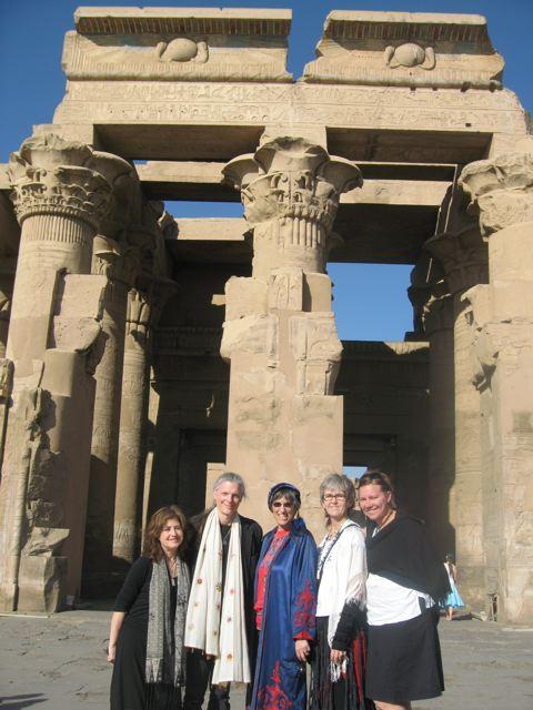 Egypt leaders