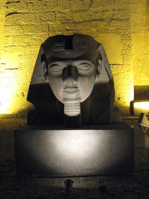 Egypt colos