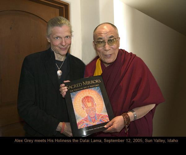 AG Dalai Lama