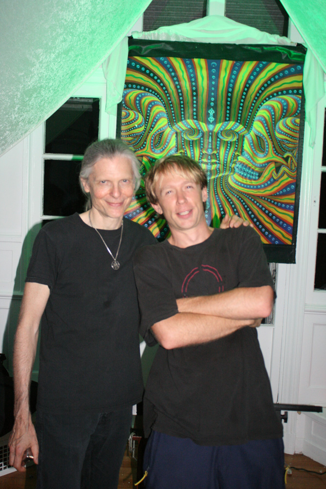 Alex Grey and Tipper