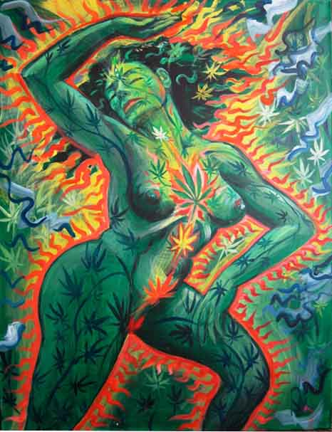 Dance of Cannabia